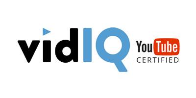 vidIQ Logo