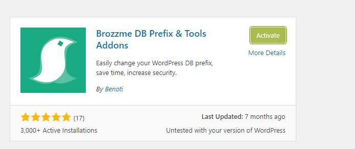 如何安全修改WordPress数据库前缀? 2